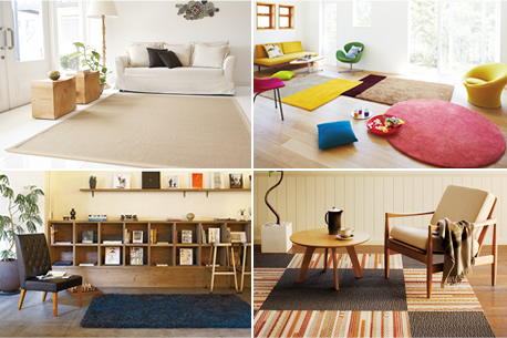 選ばれる理由の家具