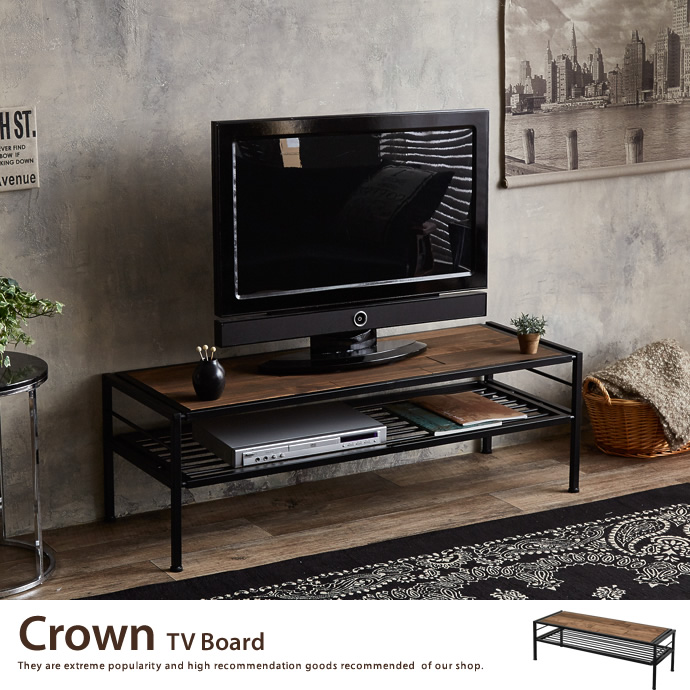 Crown TV Board