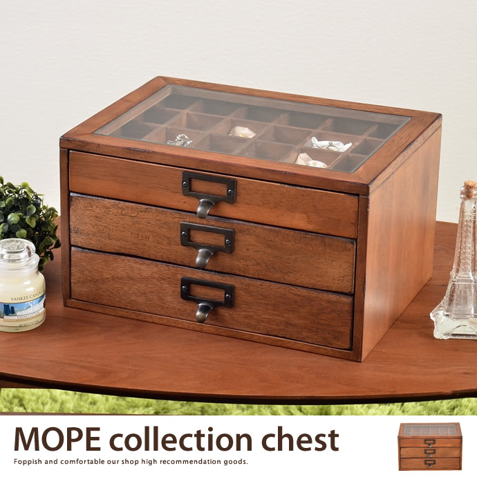 MOPE collection chest