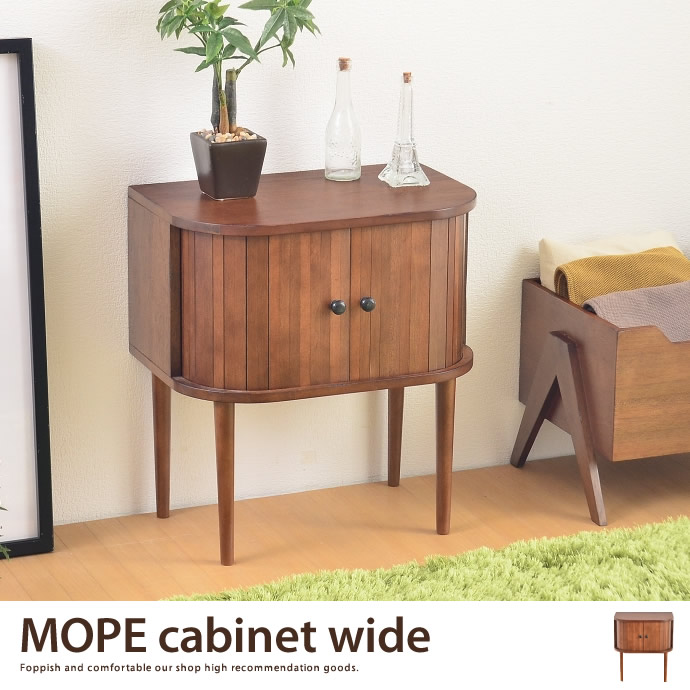 MOPE cabinet wide