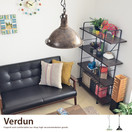 �ڥ����ȥ饤�� Verdun Pendant Light