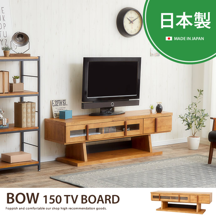 BOW 150 TV board