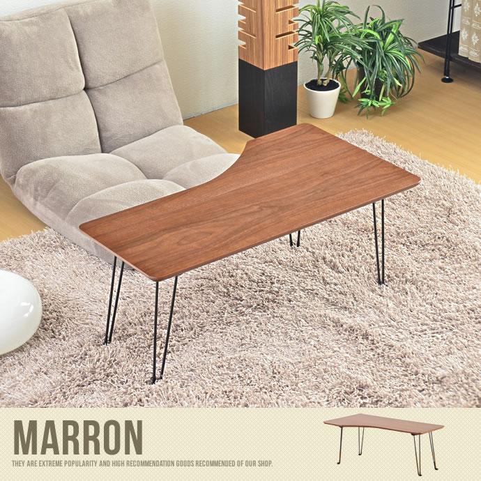 テーブル 幅80cm 折りたたみ 木製 リビングテーブル