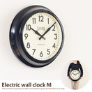 Electric wall clock(M)