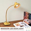 �ǥ����饤�� Madison-LED desk light