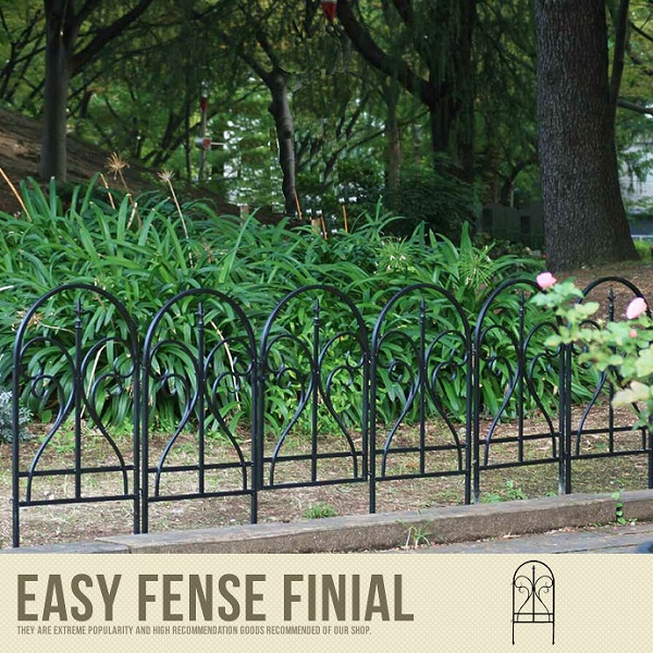 Easy fence Finial