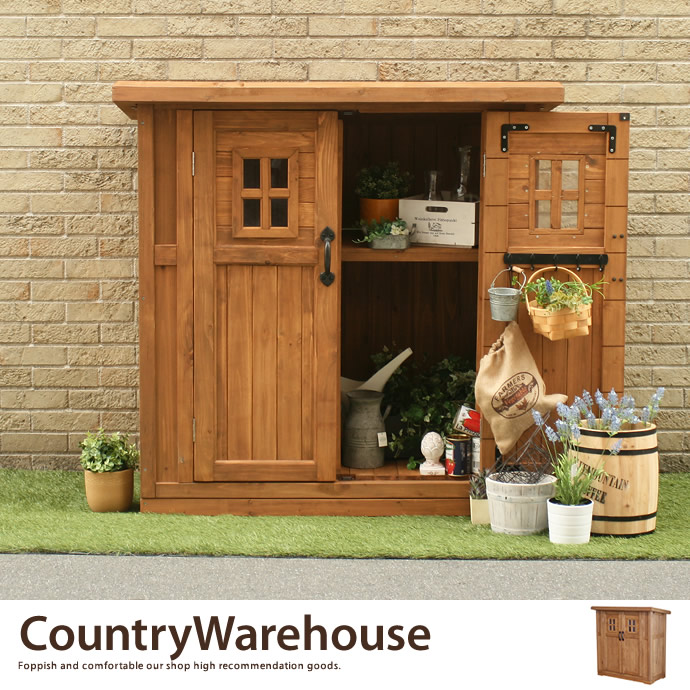 Country Ware House 126cm
