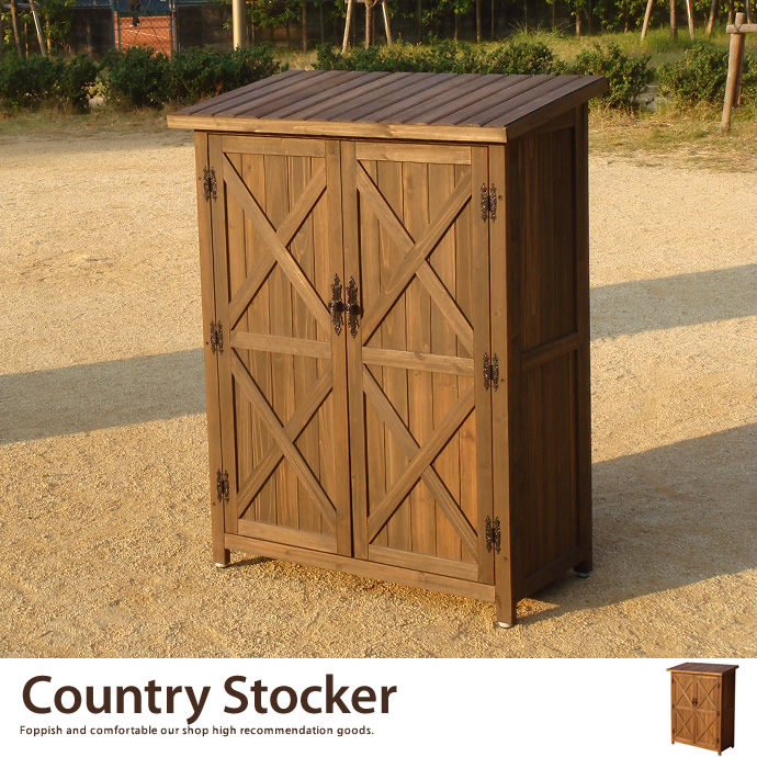 Country Stocker 90