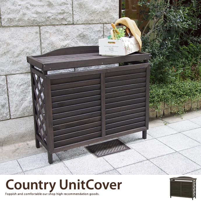 Country Unit Cover