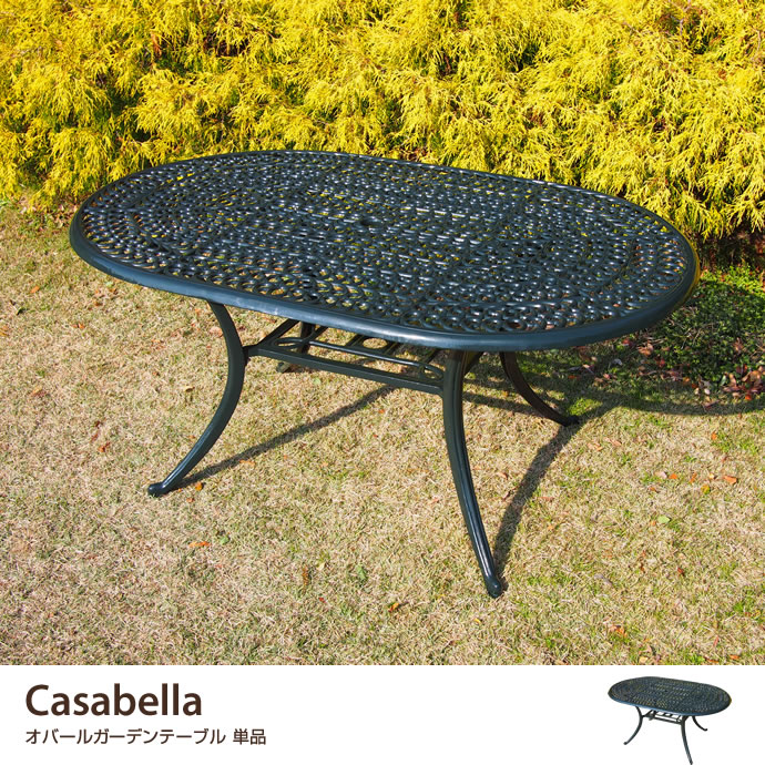 Casabella Oval table