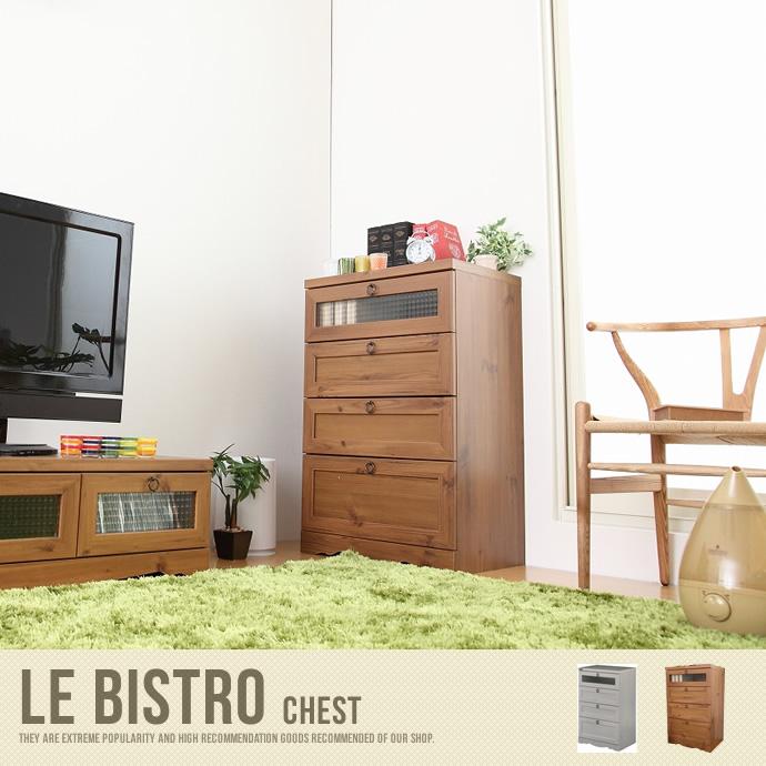 LE BISTRO アンティークチェスト