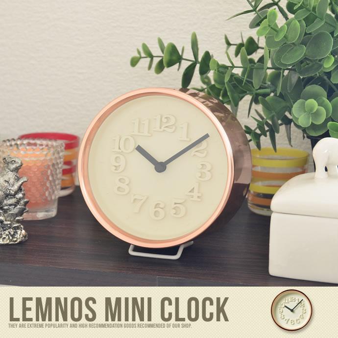 小さな時計 / 純銅
