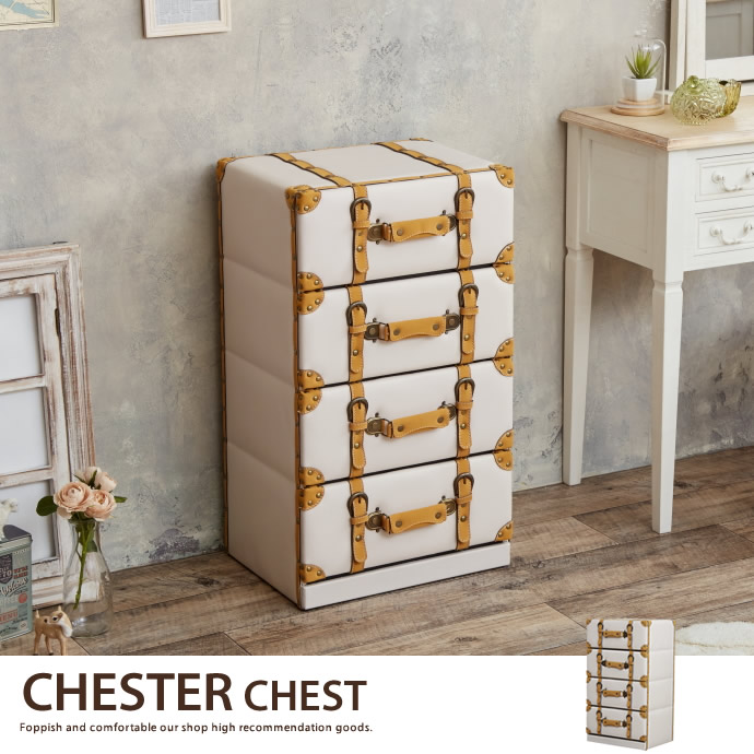 CHESTER CHEST
