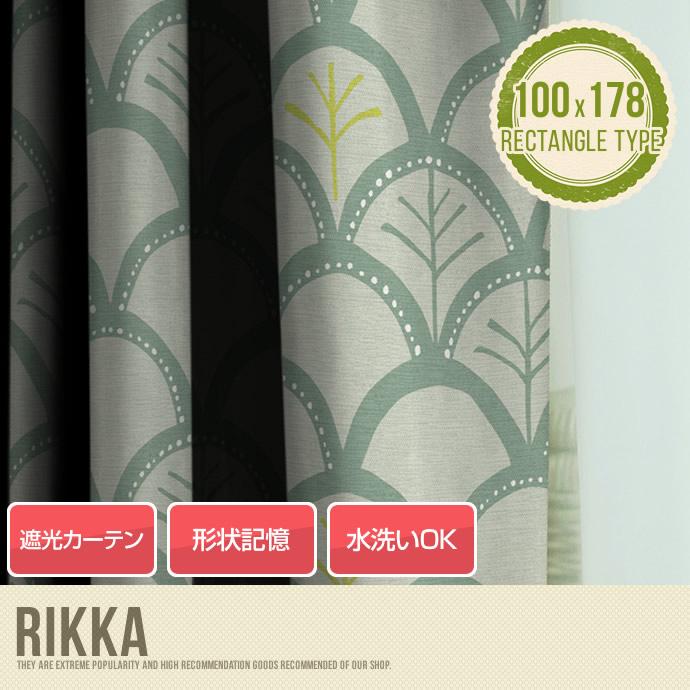 RIKKA  100×178 【1枚】